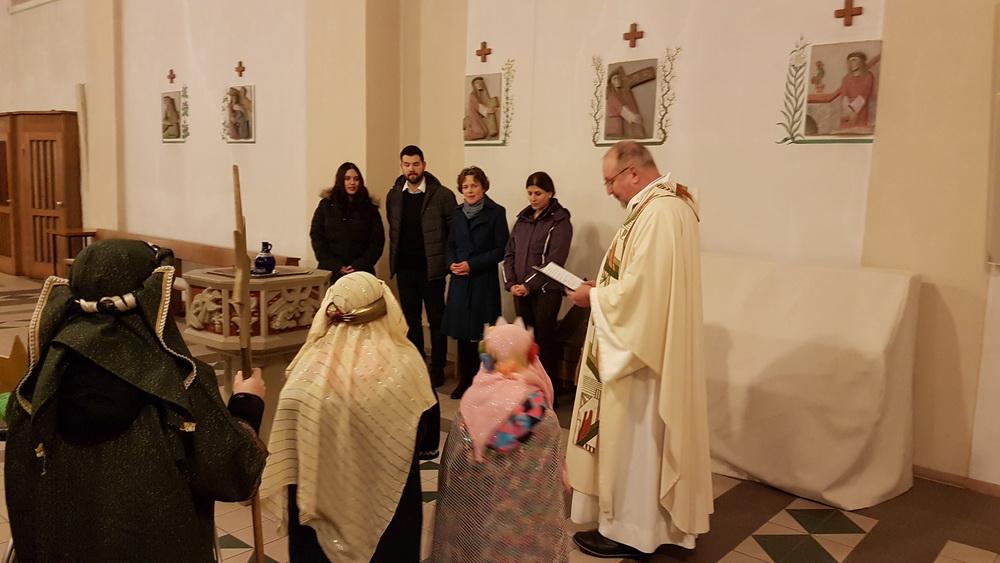 Katholische kirche kennenlernen